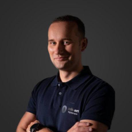 Zdjęcie profilowe mgr Wojciech Długołęcki
