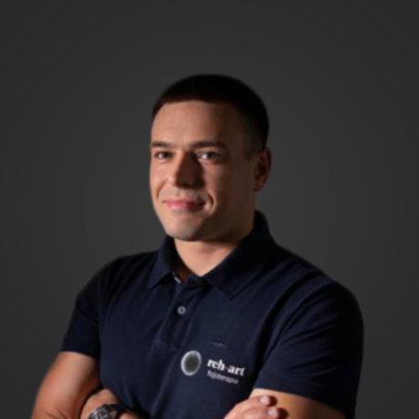 Zdjęcie profilowe mgr Adrian Rogala