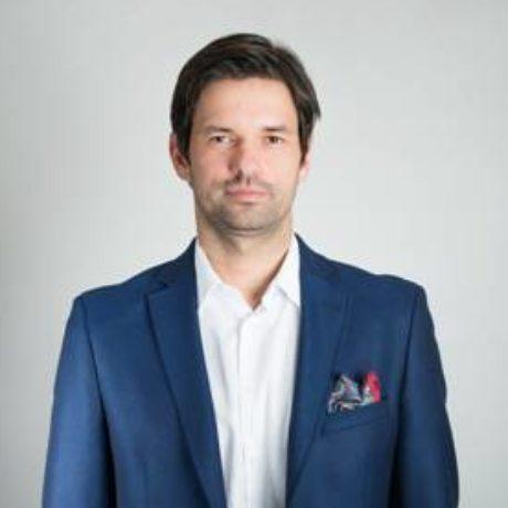 Zdjęcie profilowe dr n. o k.f. Przemysław Lutomski